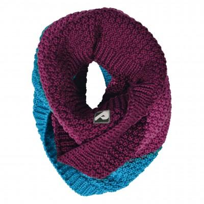 Foulard anneau pour fille 3 couleurs Perlimpinpin