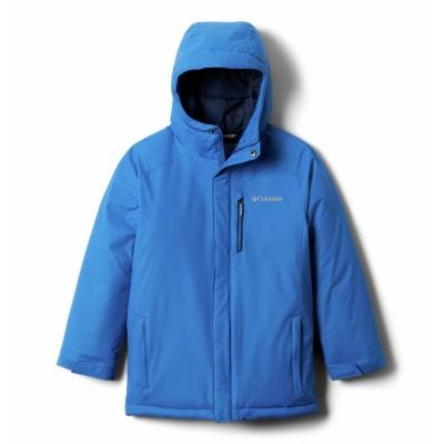 Manteau d'hiver bleu Columbia