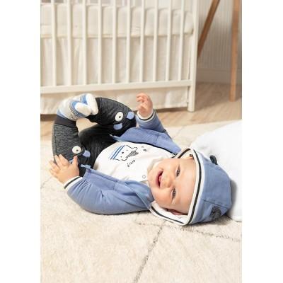 Ensemble pour bébé bleu Mayoral