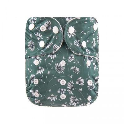 Couche lavable à poche 2.0 Anna Mme&Co (10-38 lbs)