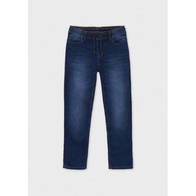 Jeans jogger foncé pour garçon et adolescent Mayoral