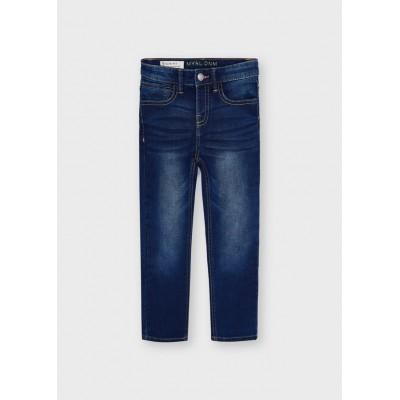 Jeans bleu foncé Mayoral
