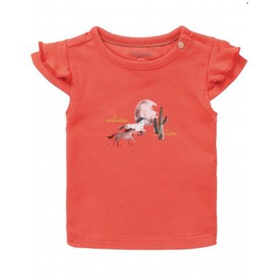 T-shirt cayenne avec chevaux Noppies