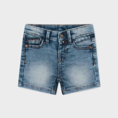 Bermuda jeans bébé 1241 Mayoral