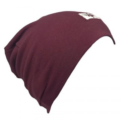 Tuque jersey framboise LP