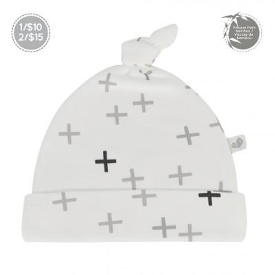 Bonnet nouveau-né 0-3 mois + Perlimpinpin