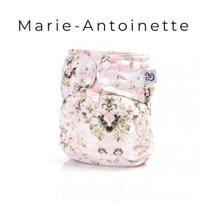 Couche lavable à poche 2.0 Marie-Antoinette Mme&Co (10-38 lbs)