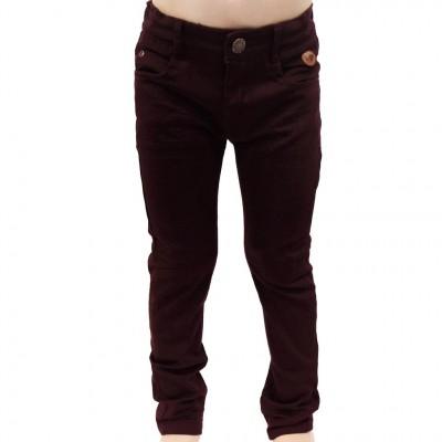 Pantalon bourgogne LP