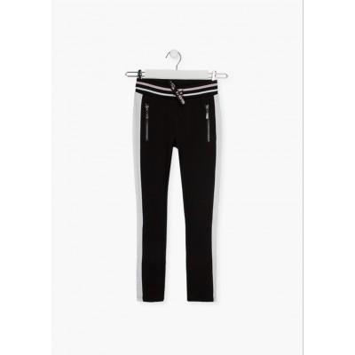 Pantalon noir Losan