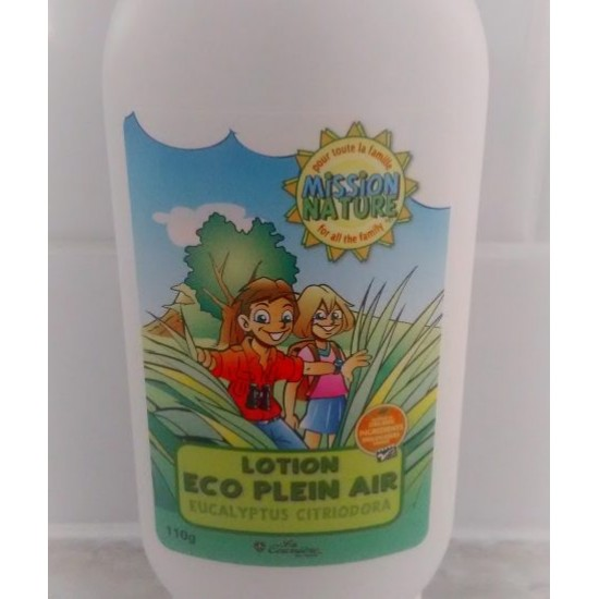 Lotion Éco Plein Air Douce Mousse