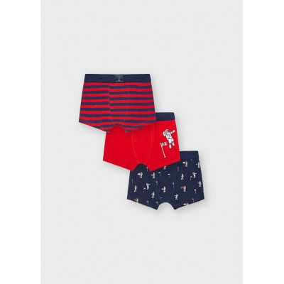 Boxer (3) rouge Mayoral