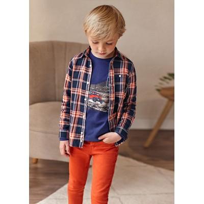 Pantalon orange Mayoral