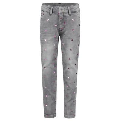 Jeans grise/ métallisé  Noppies