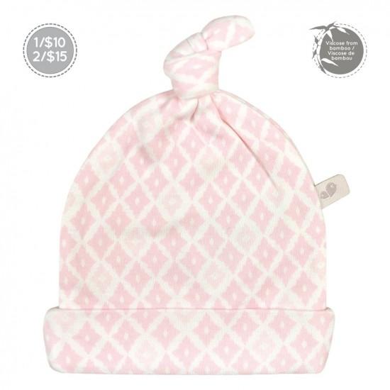 Bonnet nouveau-né 0-3 mois diamant Perlimpinpin