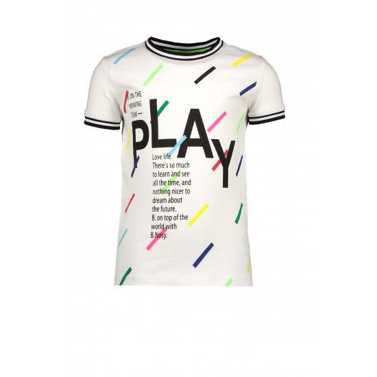 T-shirt multi-couleur B.Nosy