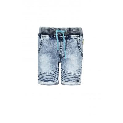 Bermuda en jeans délavé B.Nosy