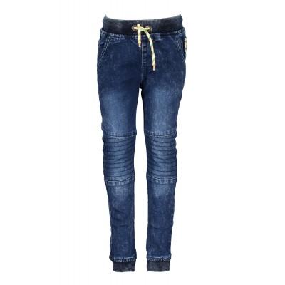 Jeans bleu foncé garçon B.Nosy