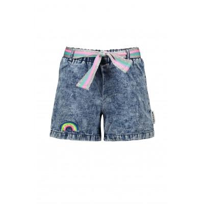 Short en jeans fille B.Nosy