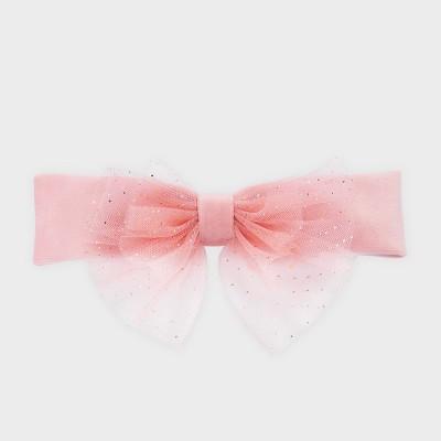 Bandeau de tête rose Mayoral