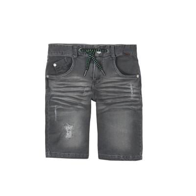 Bermuda jeans gris Boboli