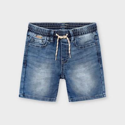Bermuda jogger en jeans bleu 3227 Mayoral