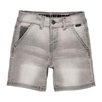 Bermuda en jeans gris Boboli