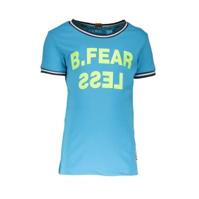 T-shirt bleu pacific B.Nosy