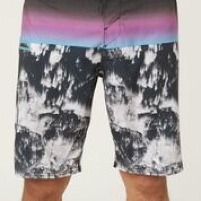 Boardshort gris/mauve O'Neill