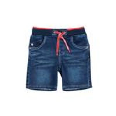 Bermuda en jeans bleu Boboli