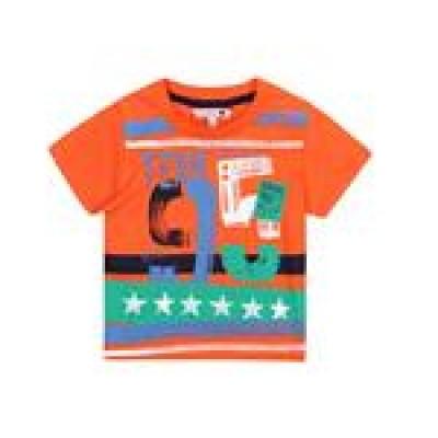 T-shirt orange 95 Boboli