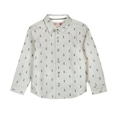 Chemise blanche oxford Boboli