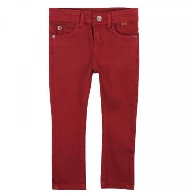 Jeans bourgogne Boboli