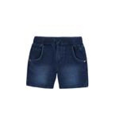 Bermuda en molleton jeans bébé garçon Boboli