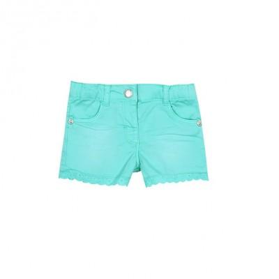 Short turquoise Boboli