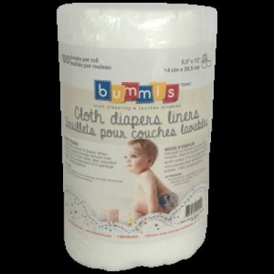 Feuillet en polypropylène Bummis