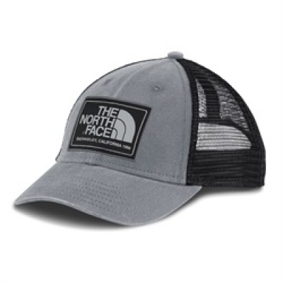 Casquette grise North Face