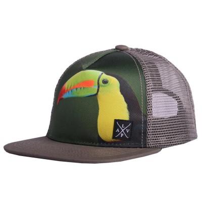 Casquette snapback toucan LP