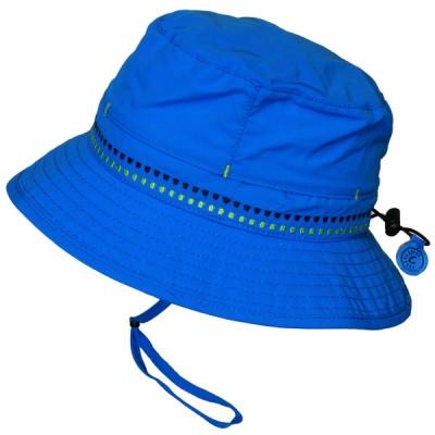 3d6ec6d58a7 Chapeau séchage rapide bleu Calikids