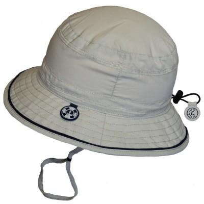 Chapeau UV gris Calikids