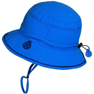 Chapeau UV bleu Calikids