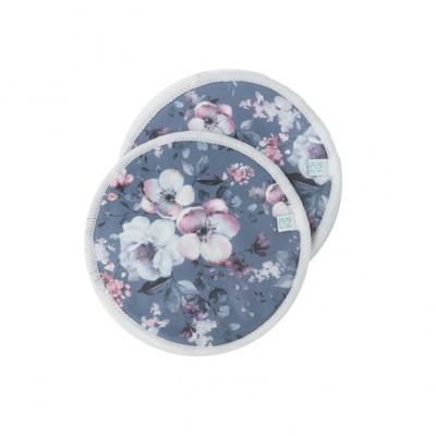 Compresse d'allaitement lavable Fleur de cerisier Minihip