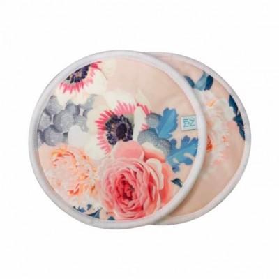 Compresse allaitement lavable Bouquet Minihip