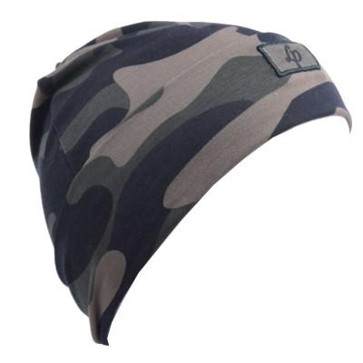 Tuque en coton camouflage LP (nouveau modèle)
