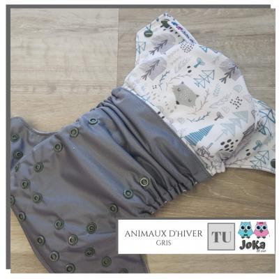Couche lavable et de piscine Animaux d'hiver Joka 2.0