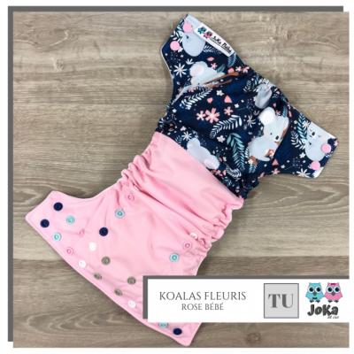 Couche lavable et de piscine à poche Koala Joka 2.0