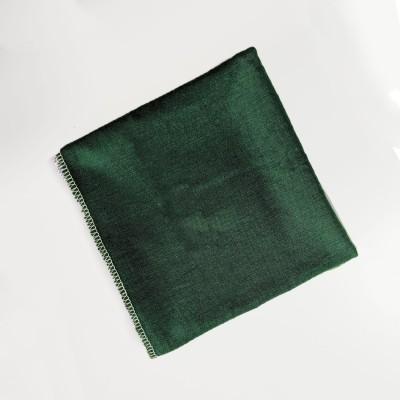 Couche lavable plate taille unique verte La Petite Ourse
