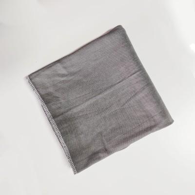 Couche lavable plate taille unique grise La Petite Ourse