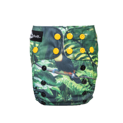 Couche maillot Toucan Funky Fluff