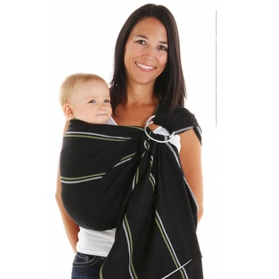 Écharpe de portage ajustable (ring sling) Jazz Chimparoo