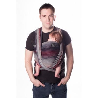 Écharpe de portage tissé Graphity Chimparoo